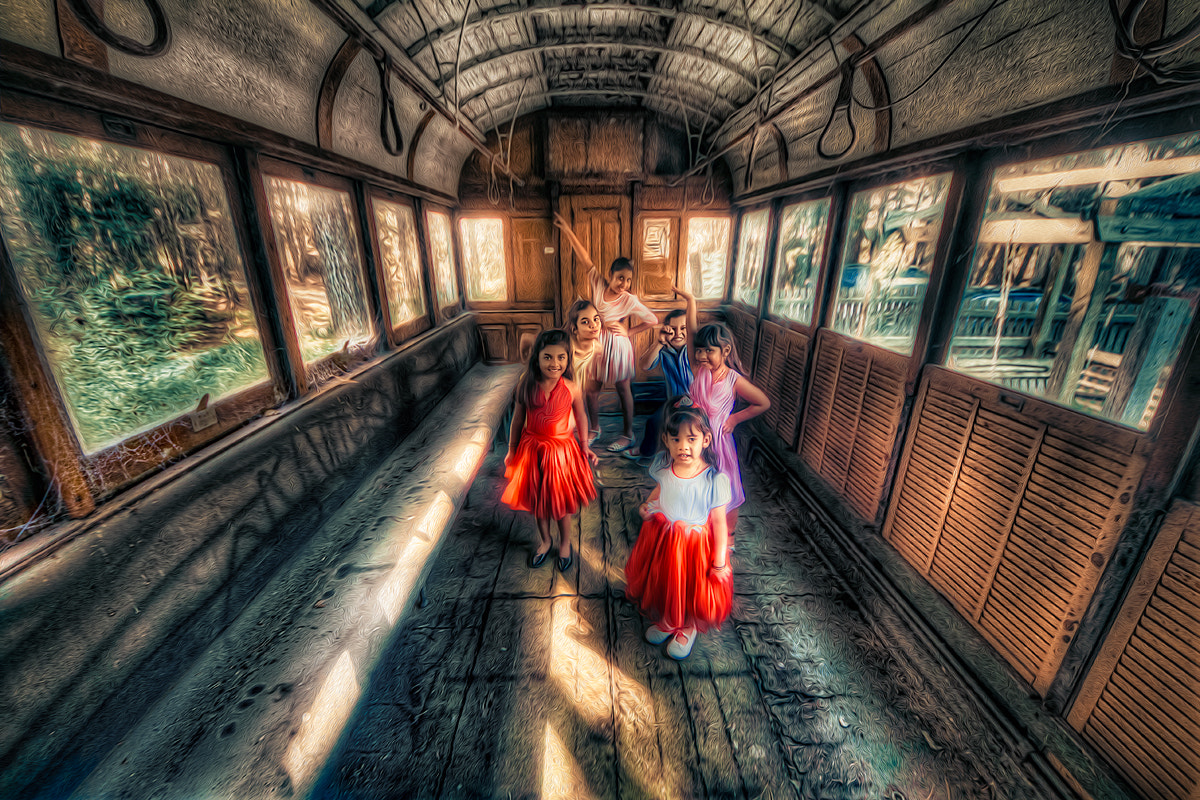 Photograph Old Tram by Bruce Noronha on 500px