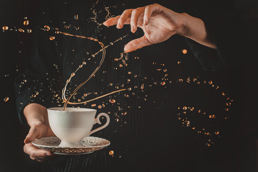 I'm a coffeebender! by Dina Belenko on 500px.com