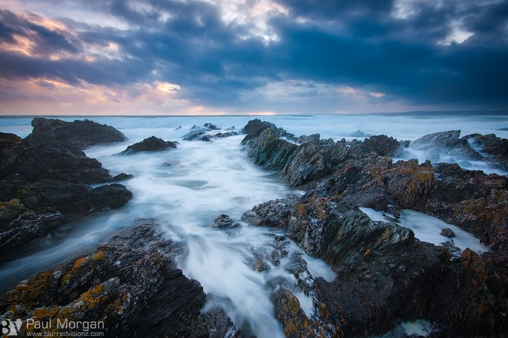 Photograph Stormshore by Paul Morgan on 500px