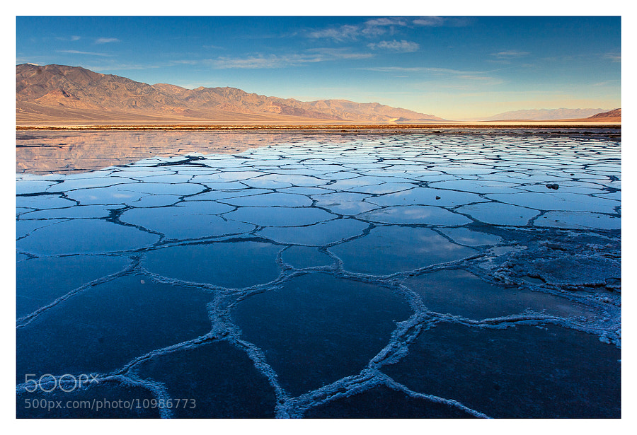 Photograph Badwater, Death Valley, California by Peter Pham on 500px