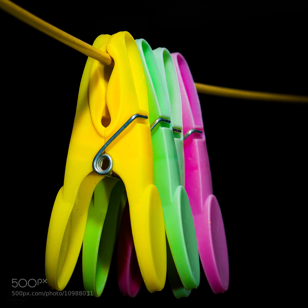 Photograph 366 Days of 2012, Day 215 - Pegged by Robert Rath on 500px