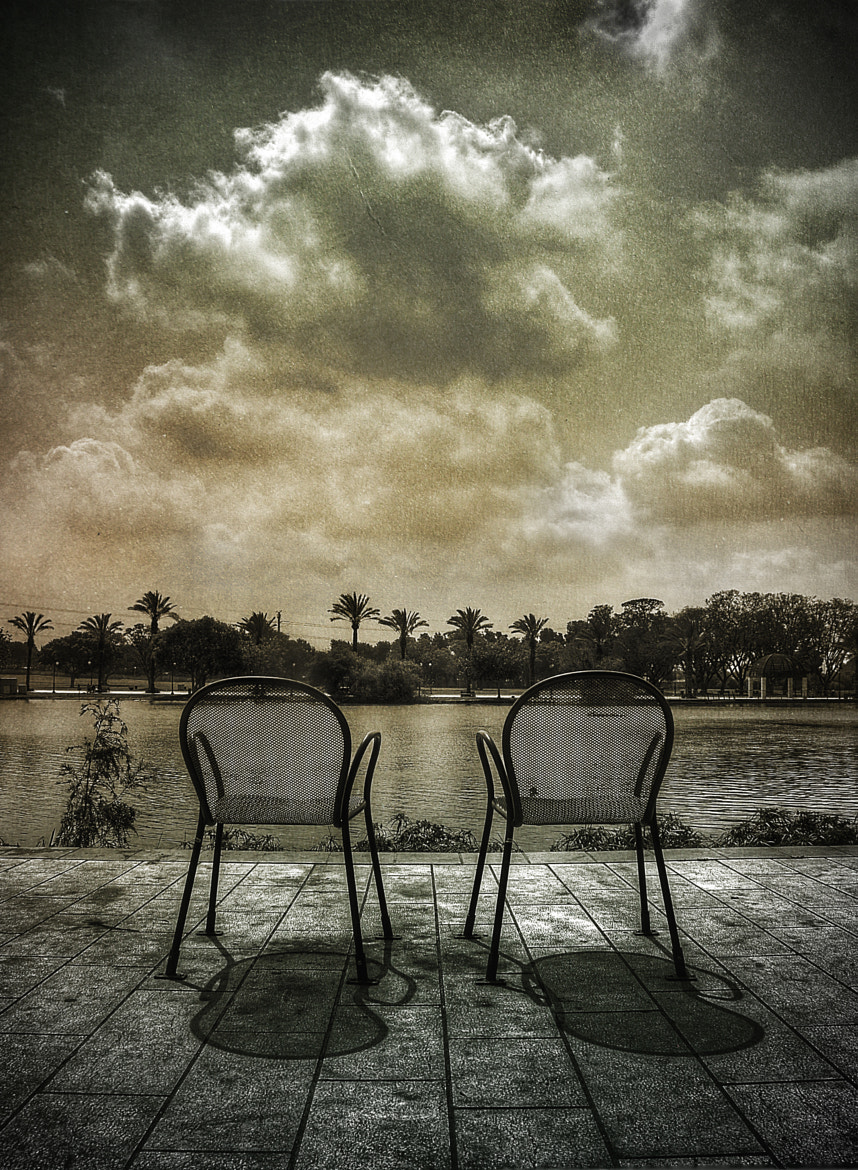 Photograph Chairs by Amir Peeri on 500px
