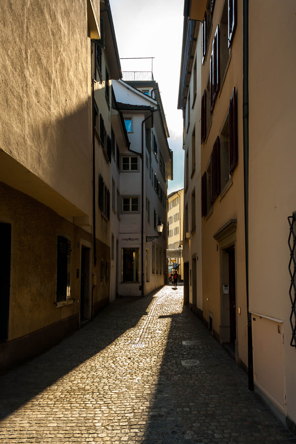 Photograph Streets of Zurich by Paweł Muras on 500px