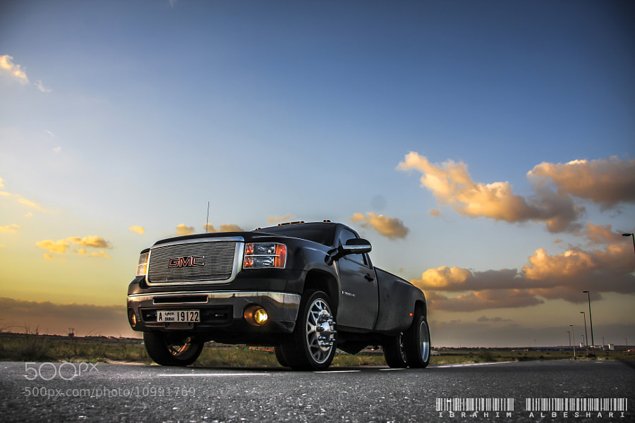 Photograph GMC 3500 by Ibrahim Albeshari on 500px