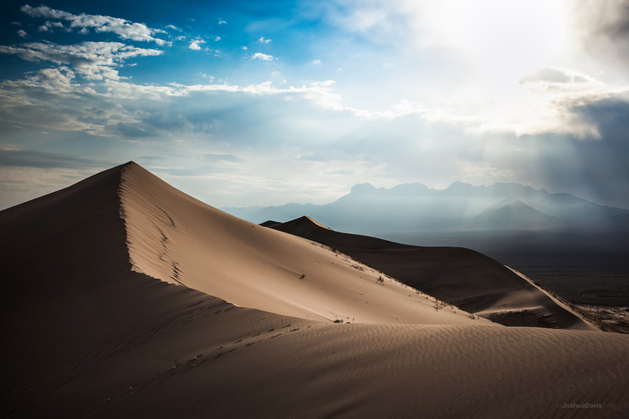 Desert Rain Storm