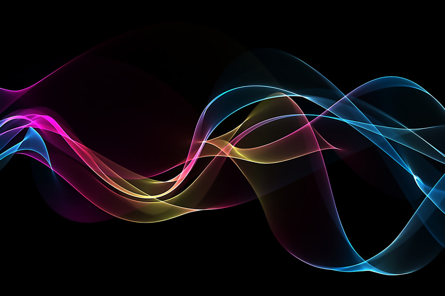 abstract colorful background by Alex on 500px.com