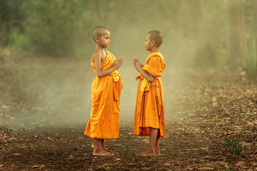 Pray for Nepal. by Jakkree Thampitakkul on 500px.com