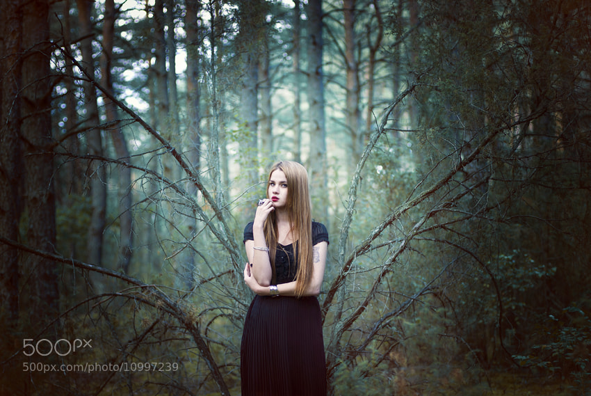Photograph Karina by Оля Лабаза on 500px
