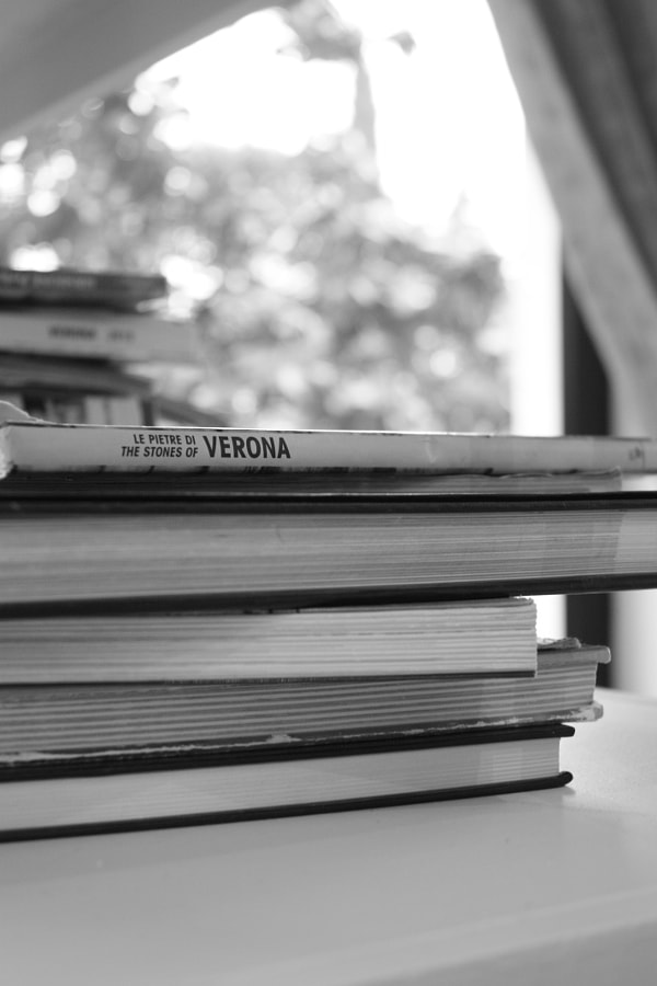 Books of Verona by Rob Reurings