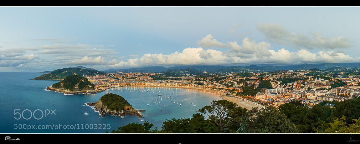 Photograph Donostia by Fernando Mozo on 500px