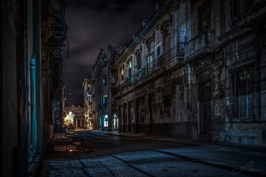 Habana Vieja by Liban Yusuf on 500px.com