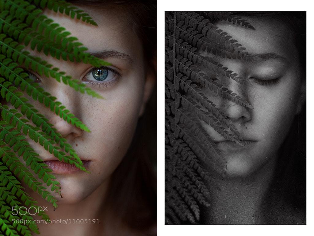 Photograph Zoya by Masha Rubtsova on 500px