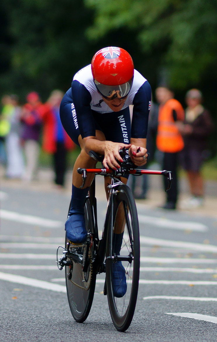 Photograph Lizzie Armitstead by Peter Trimming on 500px