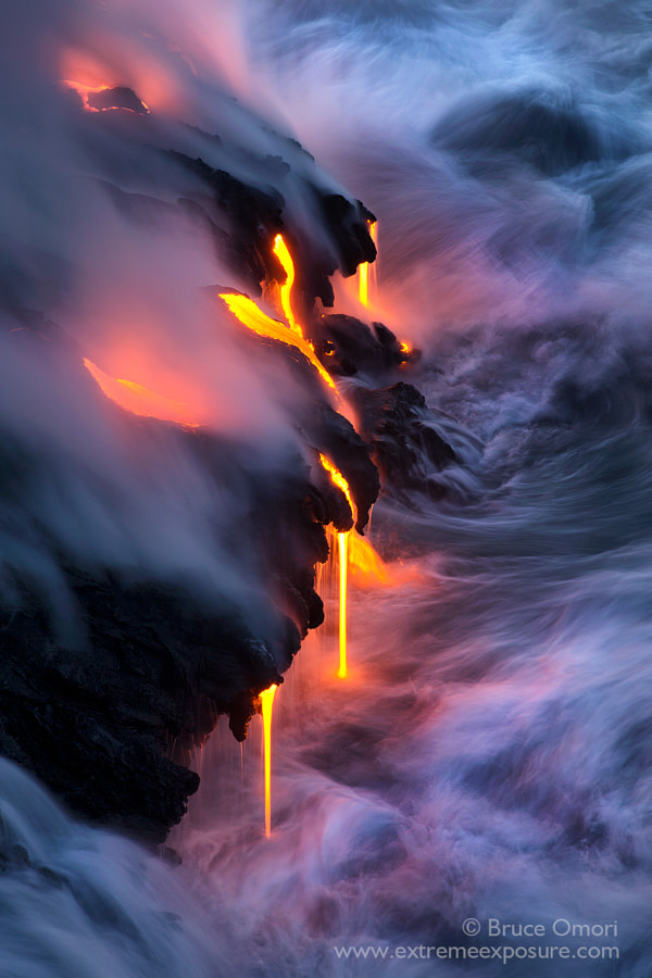 Fluid Dynamics by Bruce Omori on 500px.com