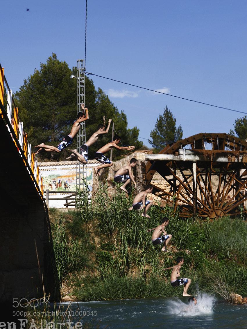 Photograph JUMP by Francisco Alcantud on 500px