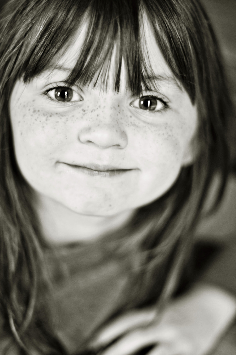Photograph freckles by Siobhan Connally on 500px