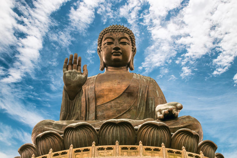tian tan buddha tour guide