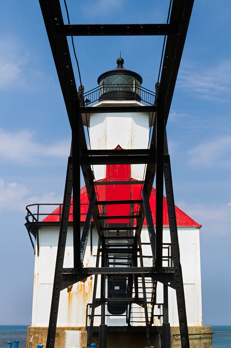 Photograph Lighthouse and Catwalk by Kenneth Keifer on 500px