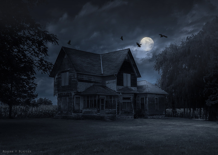 The Haunting by Meagan V. Blazier on 500px.com