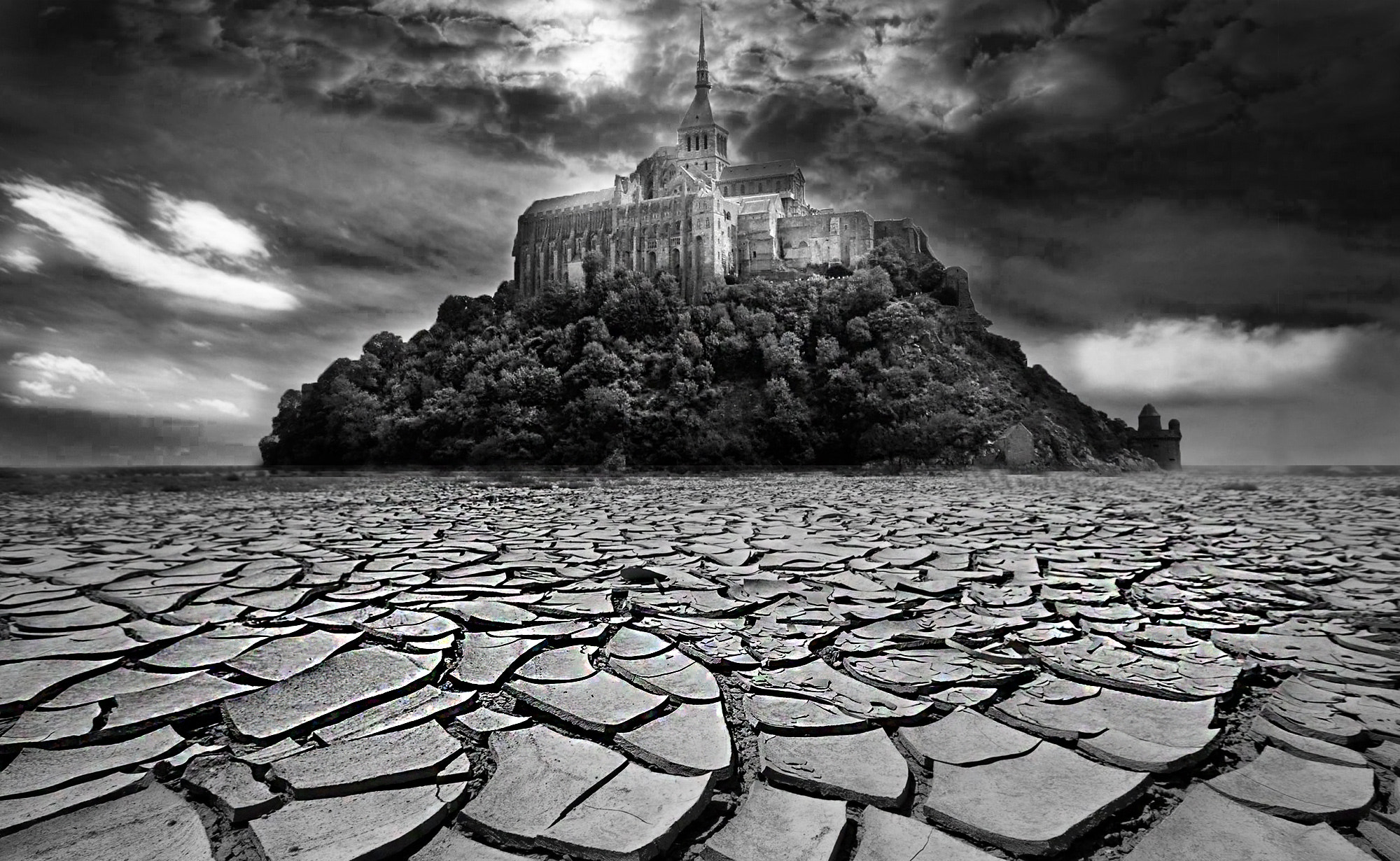 Photograph Mont St Michel by Mikael Sundberg on 500px