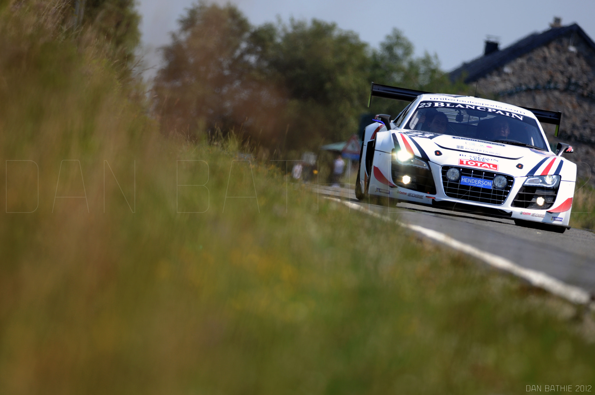 Photograph United Autosports - Spa 24 Hours 2012 by Dan Bathie on 500px