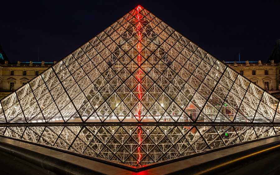 Photograph Electric Pyramid by Pat Kofahl on 500px