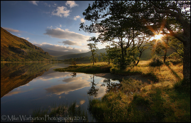 Photograph Llyn Gwynant by Mike Warburton on 500px