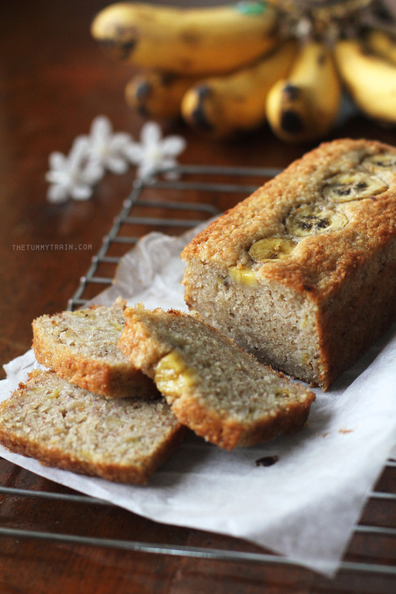 2fa10e8a9d8ea305e225f575fb95f4b0 - Of course you need another banana bread recipe!