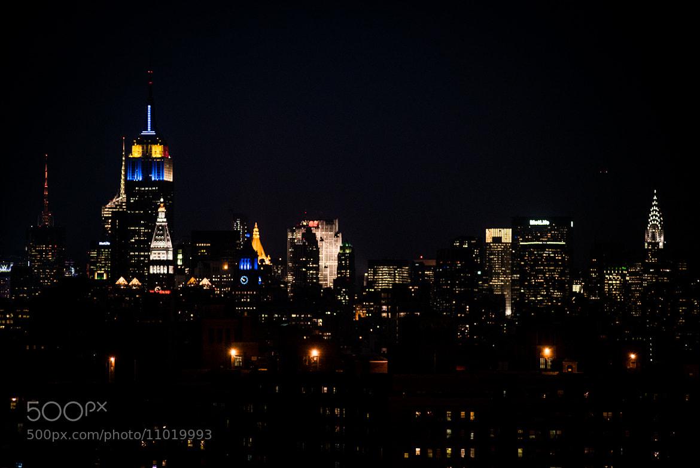 Photograph Empire State Building  by Mike Kolesnikov on 500px