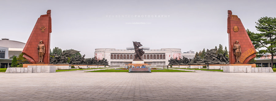Photograph Victorious Fatherland Liberation War Museum by Reuben Teo on 500px