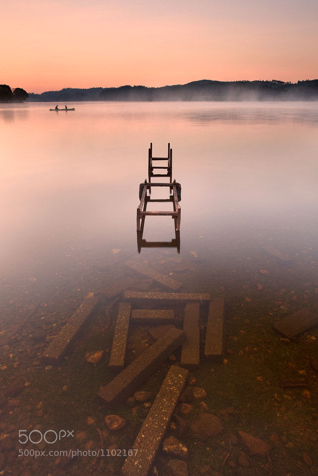 Photograph Loch Ard by Sean Foo on 500px