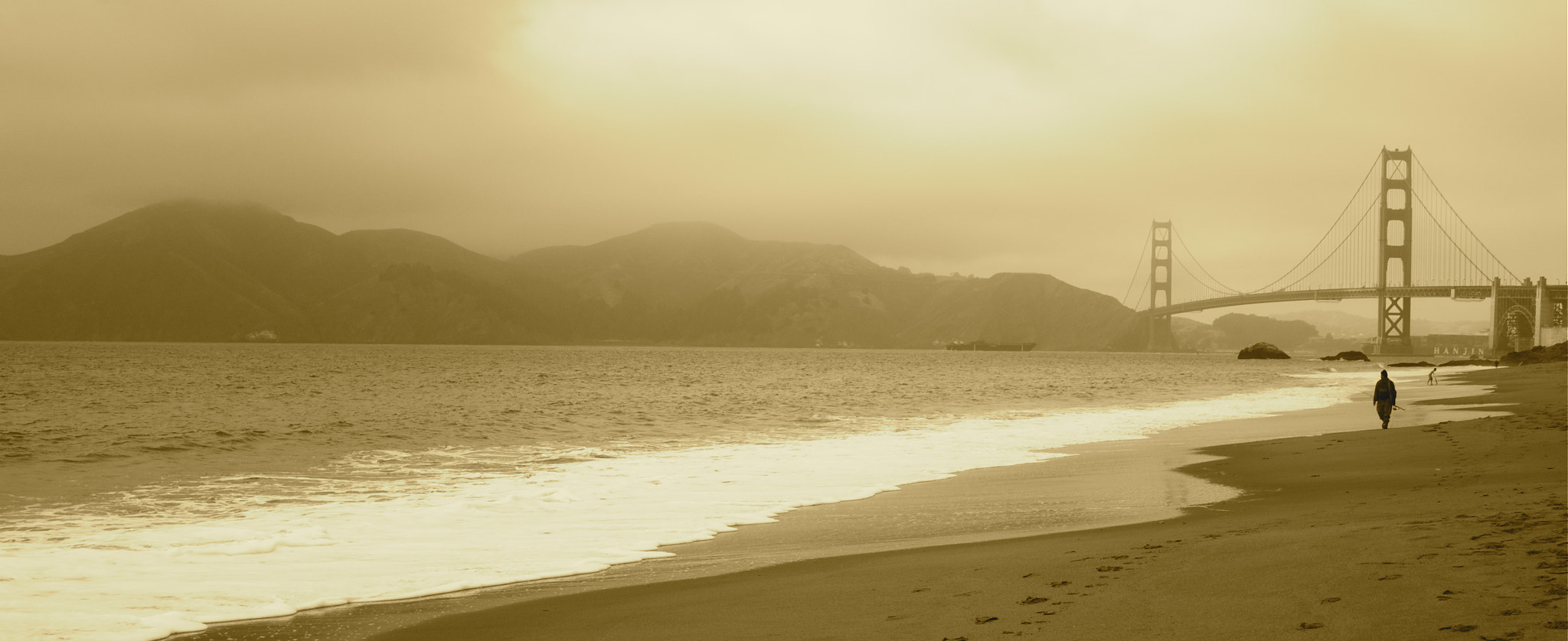 Photograph View from Baker Beach by Denise's photos on 500px