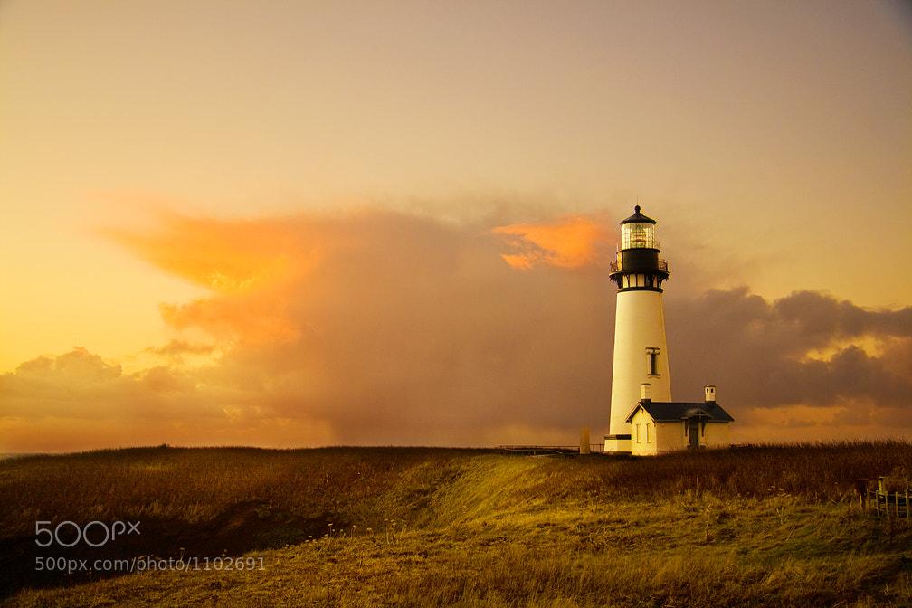 Photograph Lighthouse by Deborah Baker on 500px