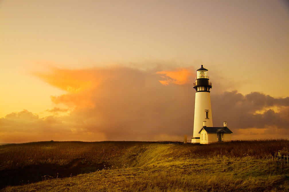 Photograph Lighthouse by Deborah Baker on 500px