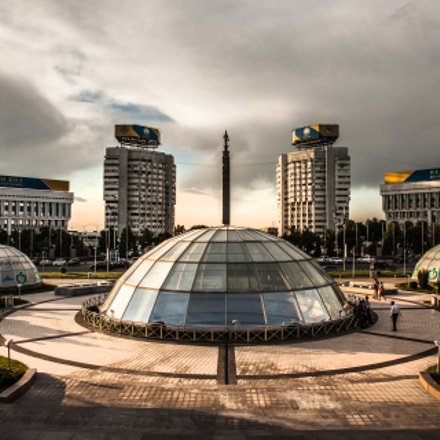 Republic Square/ Almaty
