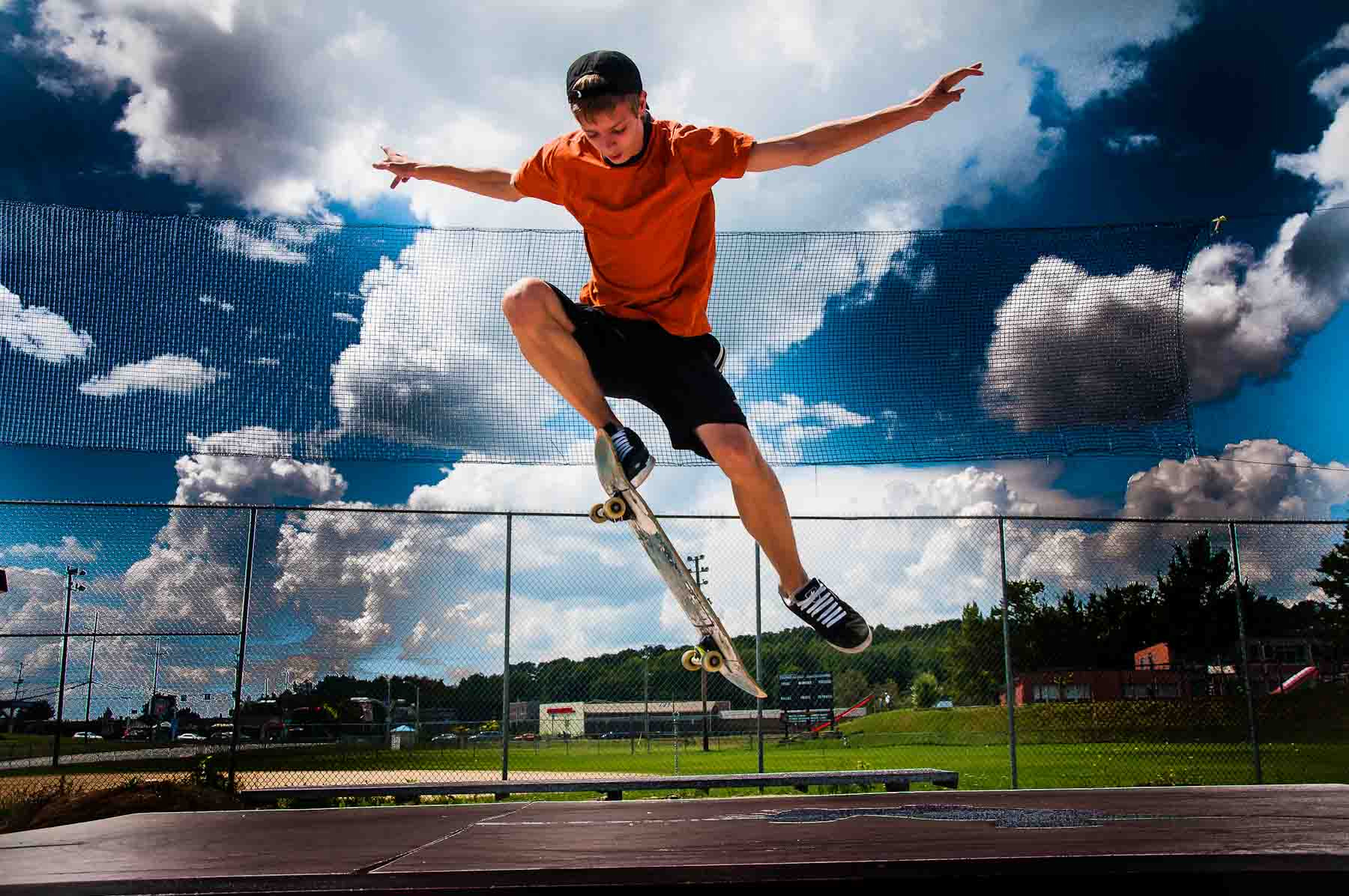 Photograph skateboard by Andre Garant on 500px