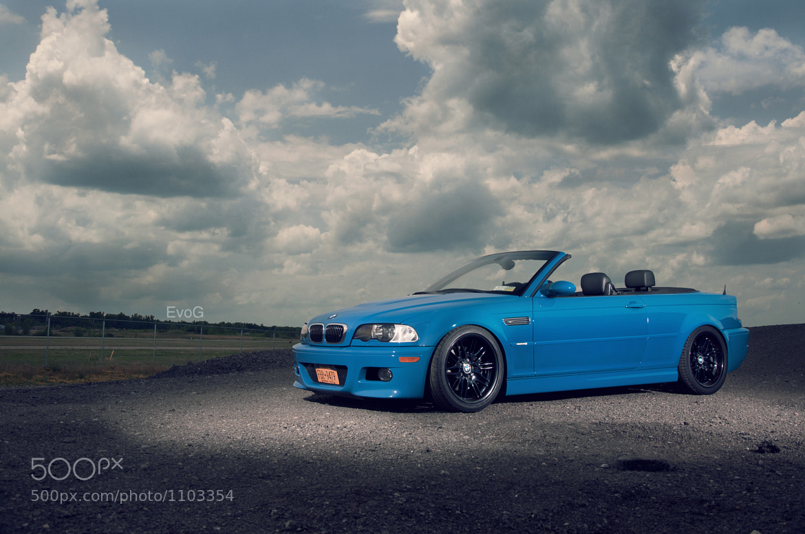 Photograph BMW M3 by Evano Gucciardo on 500px
