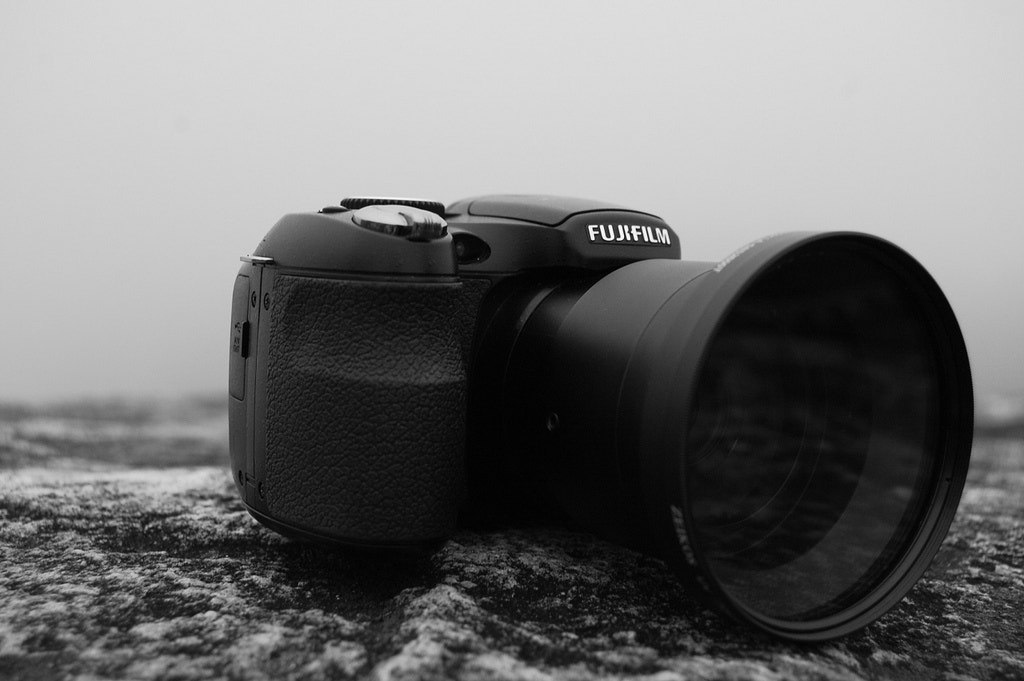 Photograph Fuji s1800 with adapter by Brian Matthews on 500px