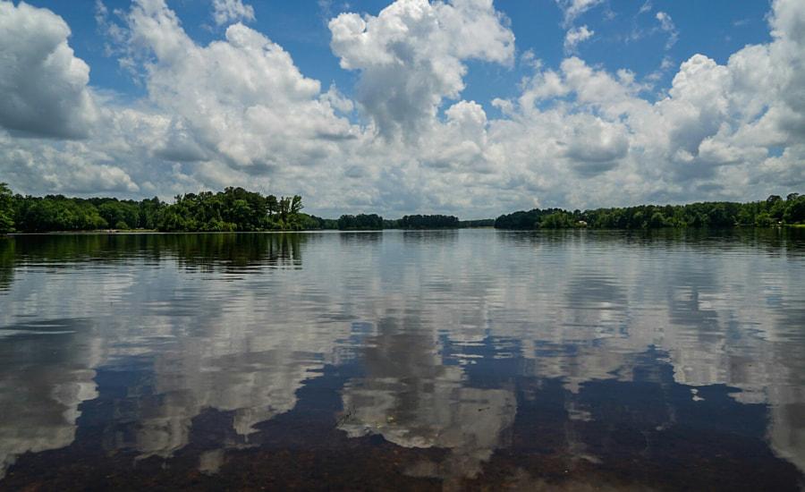 Archusa Creek Lake