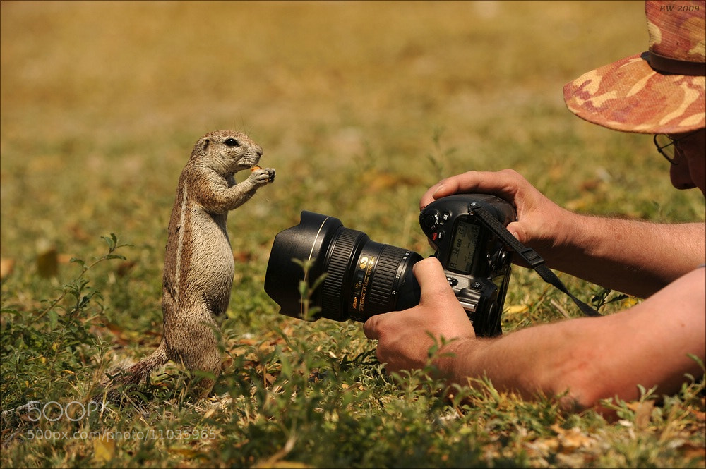 Photograph Fotomodel (1) :-) by Elmar Weiss on 500px