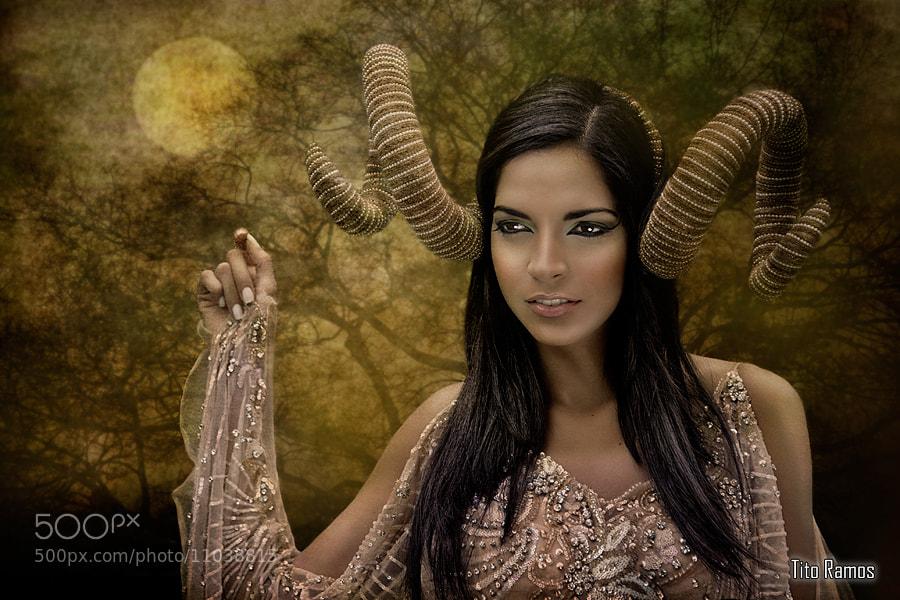 Photograph Fabiana by Tito Ramos on 500px