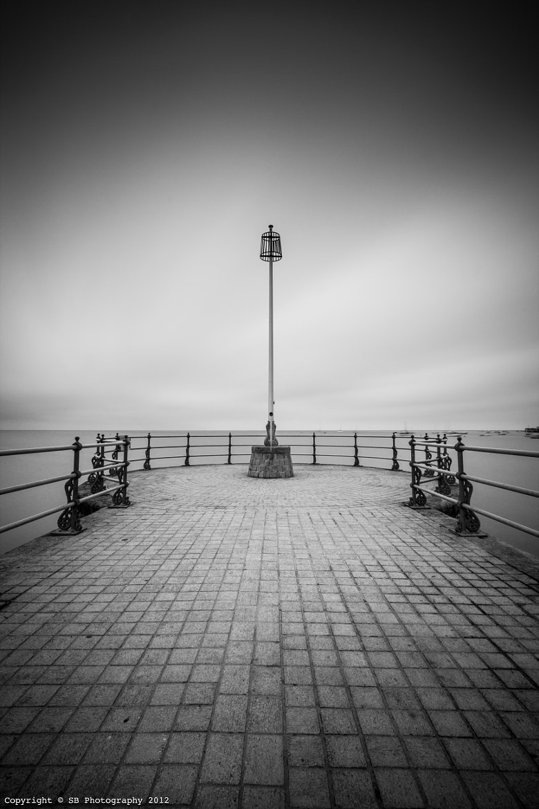 Photograph Swanage Lone Post by Sean Byrne on 500px