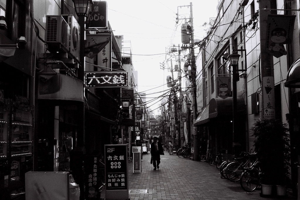 Photograph the back street #6 by Kenji T on 500px