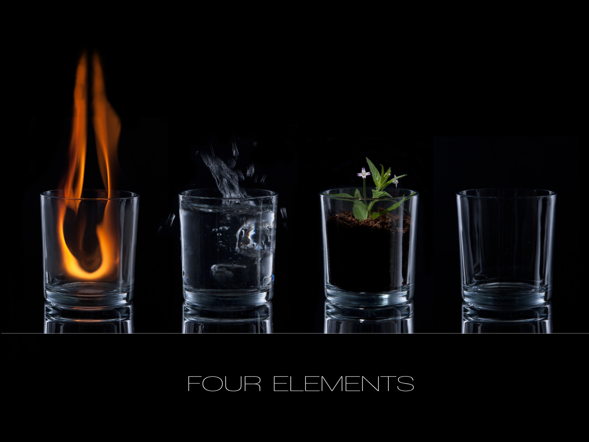 Photograph Four Elements by Christina Grittner on 500px