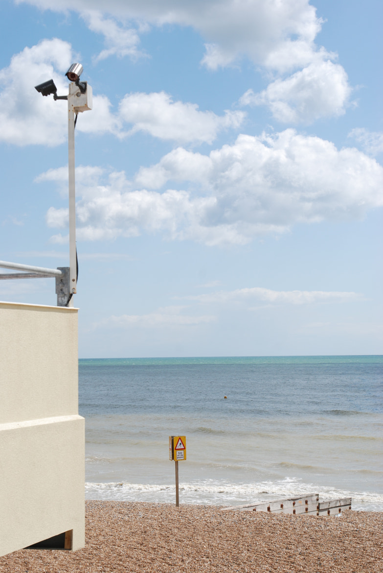 Photograph CCTV at the beach by Ricarda Saleh on 500px