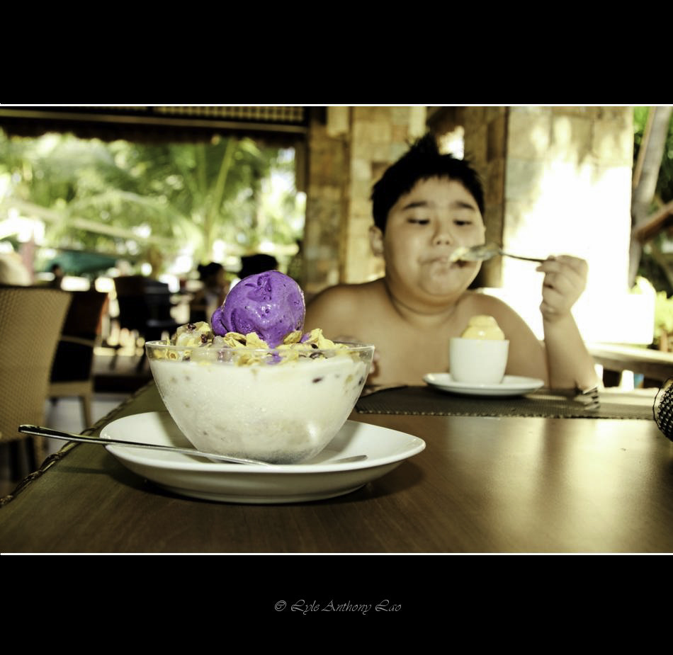 "Photograph ""All you need is a halo-halo to beat the summer heat"" by Lyle Anthony Lao on 500px"