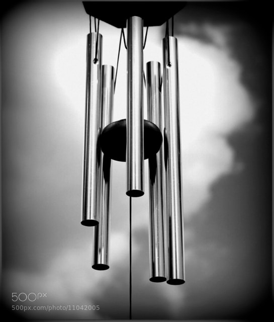 Photograph Wind chimes by Lee Patterson on 500px