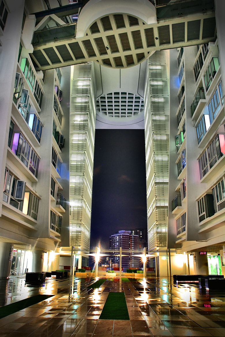 Photograph Hotel like Hostel by MDL Leow on 500px
