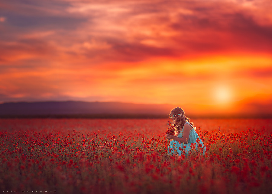 Land of Fire by Lisa Holloway on 500px.com