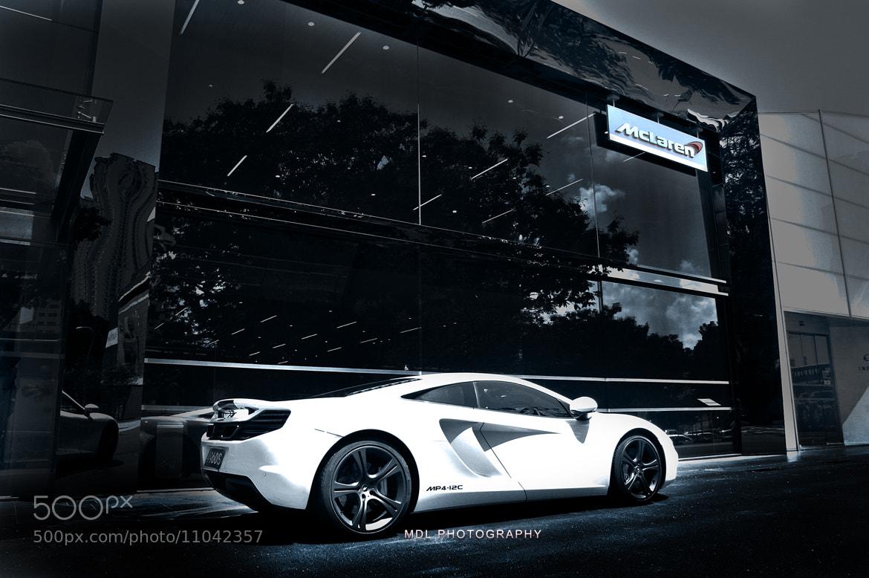 Photograph McLaren MP4-12C by MDL Leow on 500px